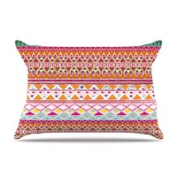 "Nika Martinez ""Chenoa"" Pillow Case"