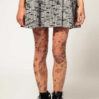 Gipsy Magic Tatto Tights