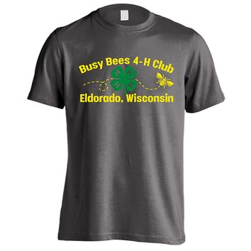 Busy Bees 4-H Club Shirt