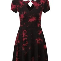 Killstar | Dye Fast Kindred Dress - Tragic Beautiful buy online from Australia