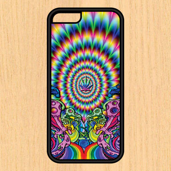 Trippy Acid Trip Pattern Print Design Art iPhone 4 / 4s / 5 / 5s / 5c /6 / 6s /6+ Apple Samsung Galaxy S3 / S4 / S5 / S6