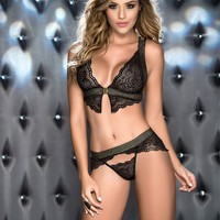 G String Lingerie Set