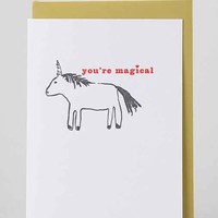 You Are Magical Card- Assorted One