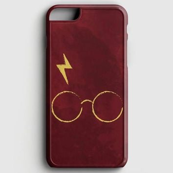 Harry Potter Face Illustration iPhone 6 Plus/6S Plus Case | casescraft