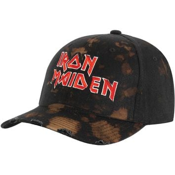 Iron Maiden Men's  Baseball Cap Black