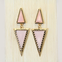 Light Pink Giza Earrings