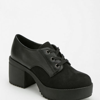 Wanted Breakout Heeled Oxford  - Urban Outfitters
