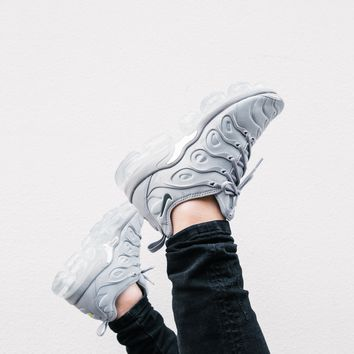 qiyi Nike Air VaporMax Plus - Wolf Grey/Dark Grey