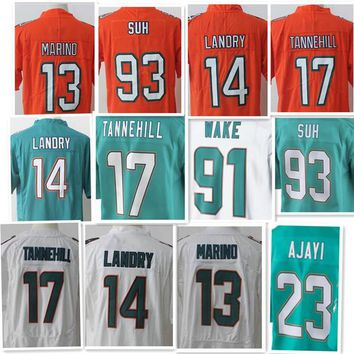 Miami Dolphins Stitched Football Jerseys
