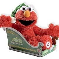 Gund Sesame Street Jingle Bells Elmo