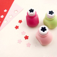 Roundness Cartoon Pattern Hole Punch
