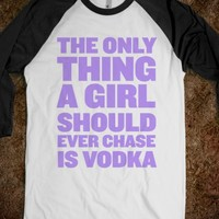 Chasing Vodka