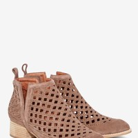 Jeffrey Campbell Taggart Suede Ankle Boot