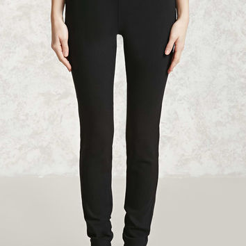 Stretch-Knit Skinny Pants
