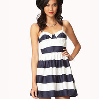 Nautical Sweetheart Dress