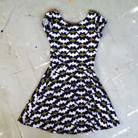 Cyber Monday SALE Batman Skater Dress