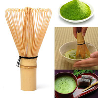 Bamboo Whisk 64 Matcha Whisk Powder Green Tea Whisk Chasen Brush Tools