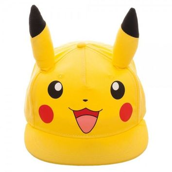 Pokémon Pikachu Youth Hat w/Ears