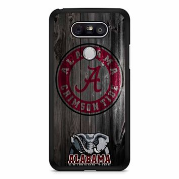 Alabama Crimson Tide LG G5 Case