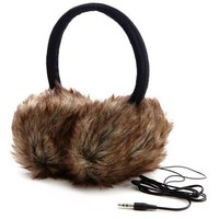 Furry Headphone Ear Muffs: Charlotte Russe