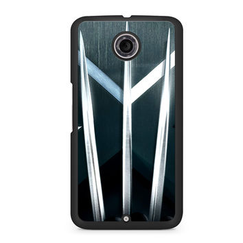 X Men Wolverine Nexus 6 case
