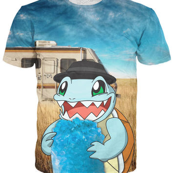 Breaking Bad Squirtle T-Shirt
