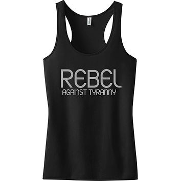Rebel Against Tyranny (Tank Top)