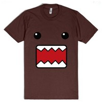 Brown T-Shirt | Funny Domo-Kun Halloween Costume Shirts
