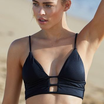 LA Hearts Strappy Bralette Bikini Top at PacSun.com