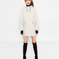 WATER REPELLENT RAINCOAT - OUTERWEAR-WOMAN | ZARA United States