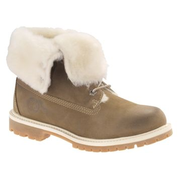95bdb8027295 Women s Timberland® Faux Fur Fold-Down from Timberland