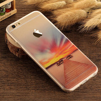 Settingsun Case TPU Cover for iphone 7 7 Plus & iphone 6 6s Plus & iphone se 5s + Gift Box