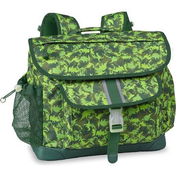 'Large Dino Camo' Water Resistant Backpack (Kids)
