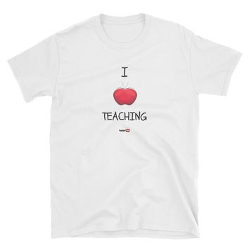 I LOVE TEACHING - TeacherTube T-Shirt
