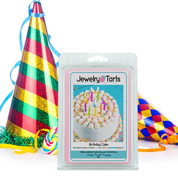 Birthday Cake Jewelry Tarts (1 Jewelry Tart WITH A Surprise Jewel!)