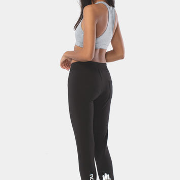 Namaste Stripe Muse Sweatpant