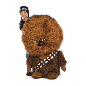 Star Wars Life Size Plush Talking Chewbacca