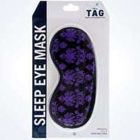 disney parks TAG collection haunted mansion sleep eye mask new with box