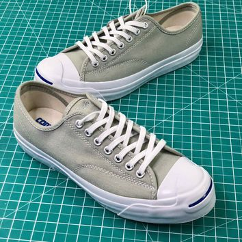 2a012b7ecd0 Converse Jack Purcell Signature Style 3 Low Canvas Shoes - Sale