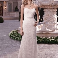Casablanca Bridal 2131 Lace Wedding Dress