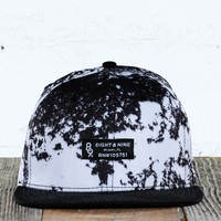 Blow High Crown Snap Back Hat