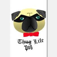 Pug Life iPhone 5 Cases | Artist : Nitin Kapoor