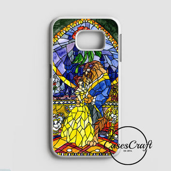 Beauty And The Beast Disney Movie Samsung Galaxy S7 Edge Case | casescraft