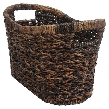 Target Home Alicia Magazine Decorative Basket