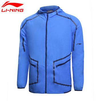 Men's Pro-Jogger Running Windbreaker 89%Nylon 11%Polyacrylamide Super Light Running Sports Jackets