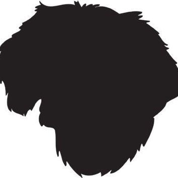 English Springer Spaniel Silhouette Dog Puppy Breed Long Die Cut Vinyl Transfer Decal Sticker