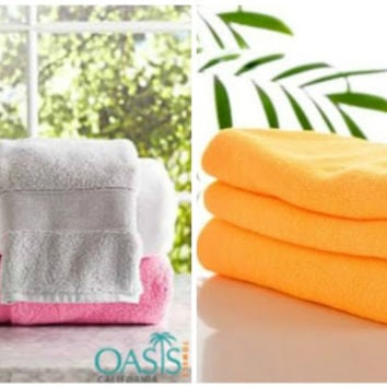 Microfiber Towels are the Ideal Travel Partners