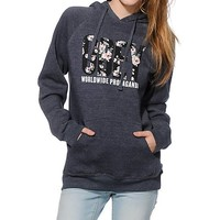 Obey OGNY Rose Bud Fill Hoodie