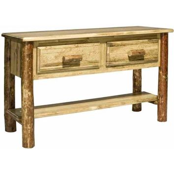 Montana Woodworks - Glacier Country Collection Entry/Sofa Table