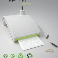 Pencil Printer | Designs & Ideas on Dornob